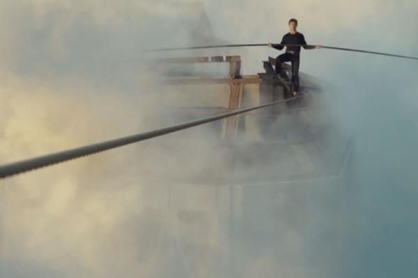 CINEMA DE DOMINGO JUL19 - The Walk - AXN BLACK